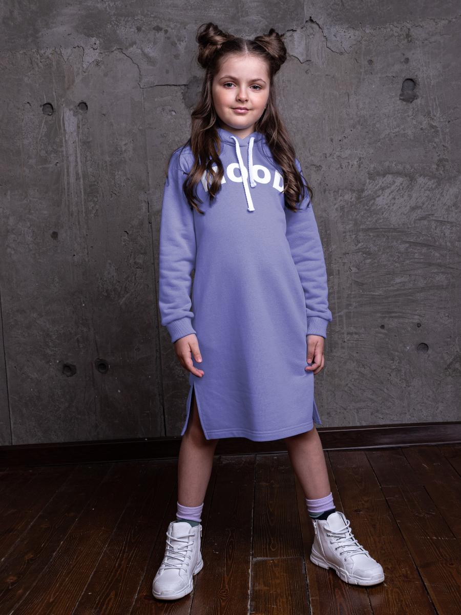 Платье 6т8221.2 лавандовый